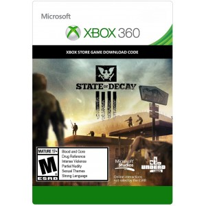 State of Decay Digital (código) / Xbox 360
