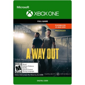 A Way Out Digital (Código) / Xbox One