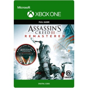 Assassin's Creed 3 Remastered Digital (código) / Xbox One