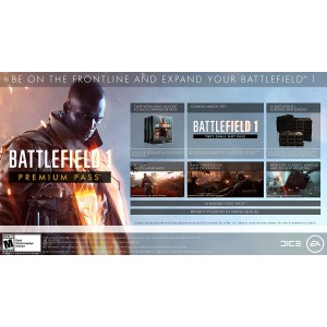 Battlefield 1 Premium Pass Digital (código) / Ps4