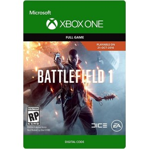 Battlefield 1 Digital (código) / Xbox One