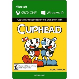 Cuphead Digital (Código) / Xbox One