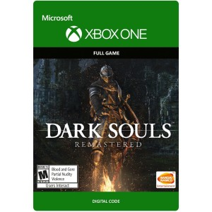 Dark Souls: HD Remaster  Digital (código) / Xbox One
