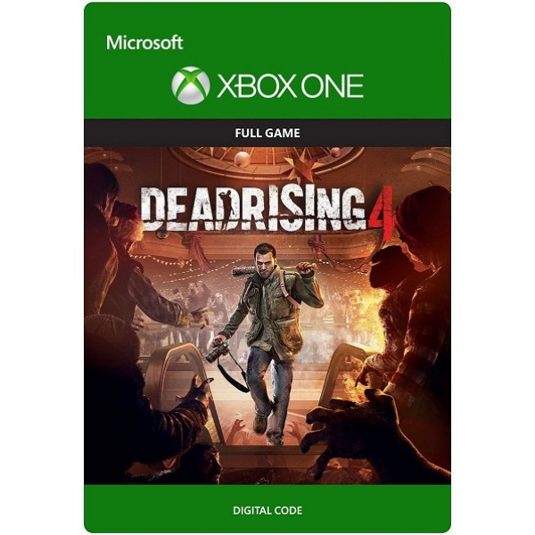 Dead Rising 4 Digital (código) / Xbox One