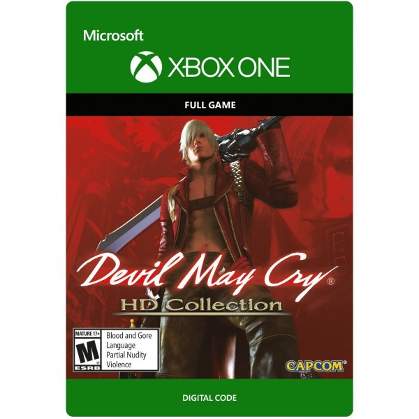 Devil May Cry HD Collection Digital (código) / Xbox One