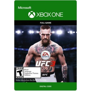 UFC 3 Digital (código) / Xbox One