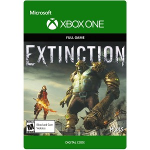 Extinction Digital (código) / Xbox One