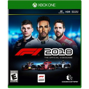 F1 2018 Digital (código) / Xbox One