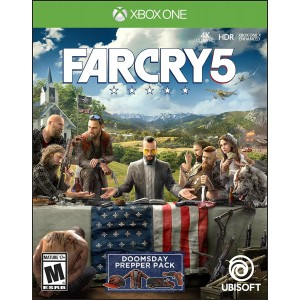 Far Cry 5 Digital (código) / Xbox One