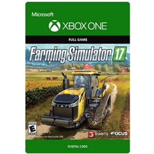 Farming Simulator 17 Digital (código) / Xbox One