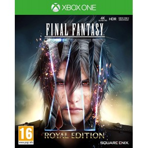 Final Fantasy XV Royal Edition Digital (código) / Xbox One