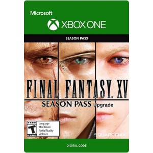 Final Fantasy XV Season Pass Digital (código) / Xbox One