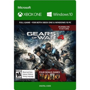 Gears of War 4 Digital (código) / Xbox One