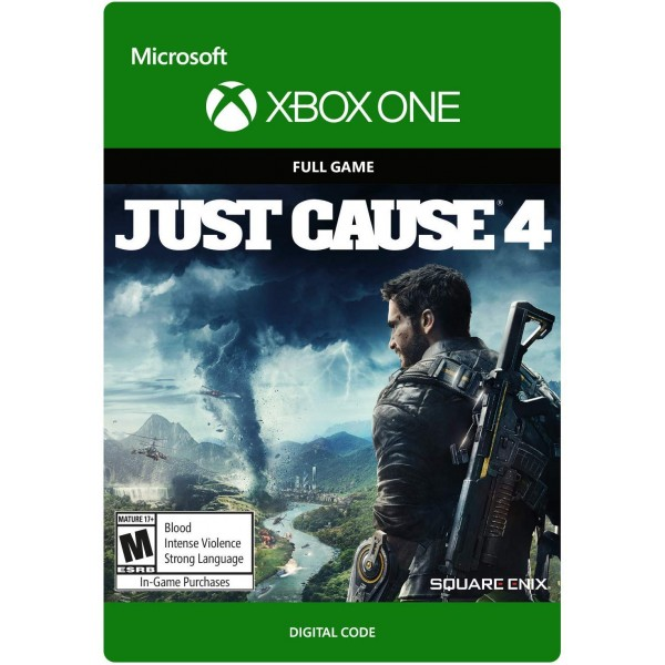 Just Cause 4 Digital (código) / Xbox One