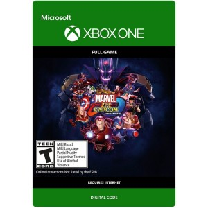 Marvel vs. Capcom: Infinite Digital (Código) / Xbox One