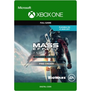 Mass Effect Andromeda - Deluxe Edition Digital (Código) / Xbox One