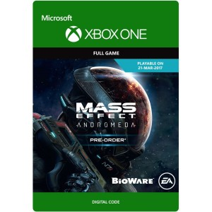 Mass Effect Andromeda Digital (Código) / Xbox One