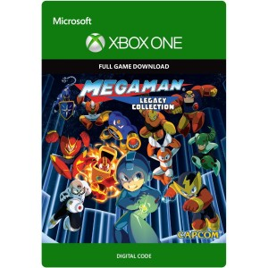 Mega Man Legacy Collection Digital (código) / Xbox One