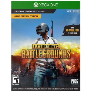 Playerunknown's Battlegrounds Digital / Xbox One