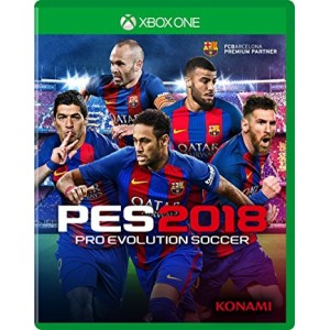 Pro Evolution Soccer 2018 Digital (código) / Xbox One