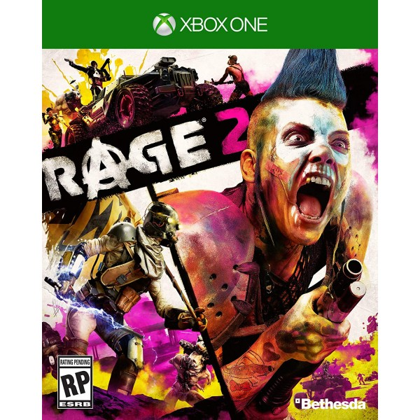 Rage 2 Digital (Código) / Xbox One