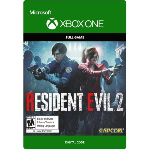 Resident Evil 2 Digital (código) / Xbox One