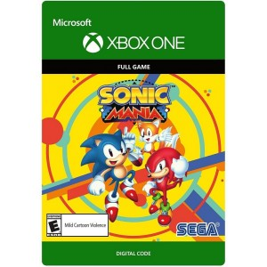 Sonic Mania Digital (Código) / Xbox One