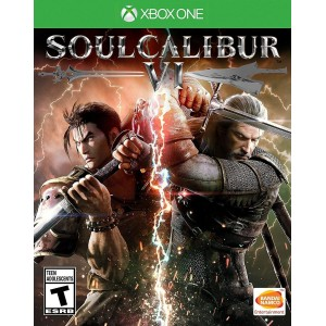 Soulcalibur VI Digital (código) / Xbox One