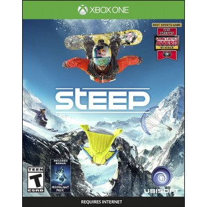 Steep Digital (Código) / Xbox One