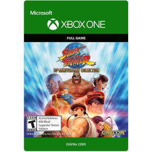 Street Fighter 30th Anniversary Collection Digital (código) / Xbox One