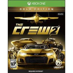 The Crew 2 - Gold Edition Digital (Código) / Xbox One
