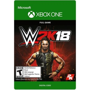 WWE 2K18 Digital (Código) / Xbox One