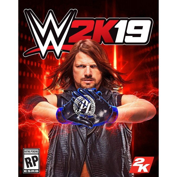 WWE 2K19 Digital (Código) / Ps4