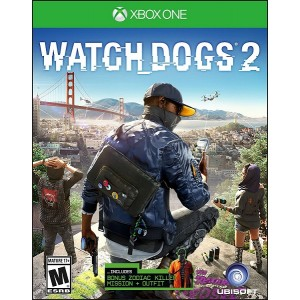 Watch Dogs 2 Digital (Código) / Xbox One
