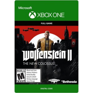Wolfenstein II: The New Colossus Digital (código) / Xbox One