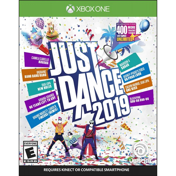 Just Dance 2019 (Físico) / Xbox One