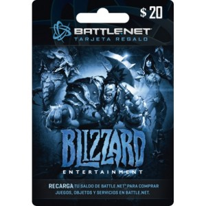 Battle.net 20 Euros