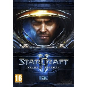 StarCraft 2: Wings of Liberty Digital (Código) / PC Battle.Net