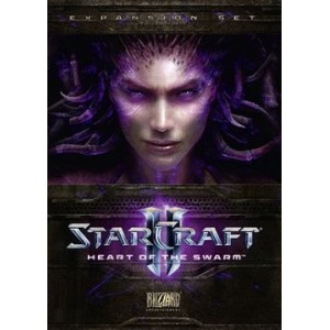 Starcraft 2 Hearth Of The Swarm Digital (Código) / PC Battle.Net