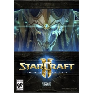 Starcraft 2 Legacy Of The Void Digital (Código) / PC Battle.Net