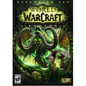 World of Warcraft Legion Digital (código) / Pc Battle.Net (Servidor Americano)