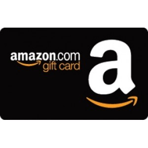 Amazon.com Gift Card 5 Usd