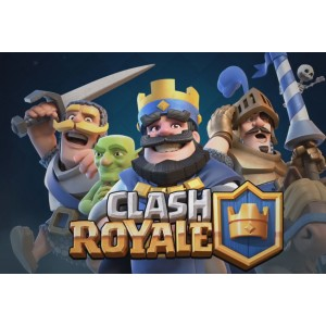 6500 Gemas Clash Royale IOS