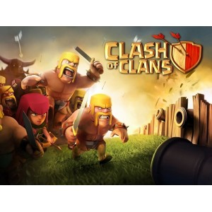 1200 Gemas Clash Of Clans IOS