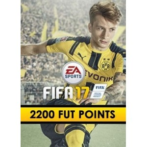 FIFA 17 - 2200 FUT Points Digital (código) / PC Origin