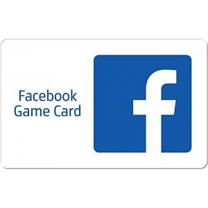 Facebook Card 50 USD