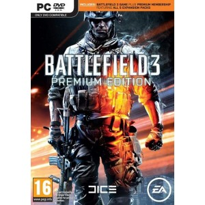 Battlefield 3 Premium Edition Digital (Código) / PC Origin