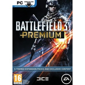 Battlefield 3 Premium Digital (código) / PC Origin