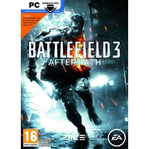 Battlefield 3: Aftermath Digital (código) / PC Origin
