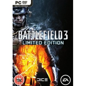 Battlefield 3: Limited Edition Digital (código) / PC Origin
